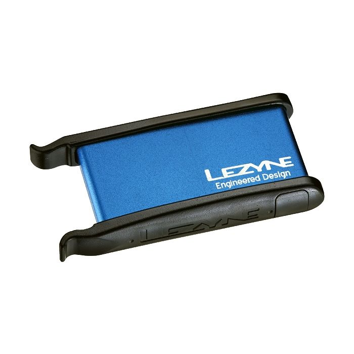 Kit de réparation pneus Lezyne Lever Kit Bleu