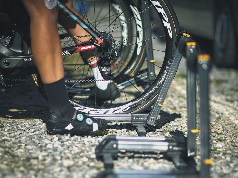 Support à vélo pliant Topeak LineUp Argent - 2