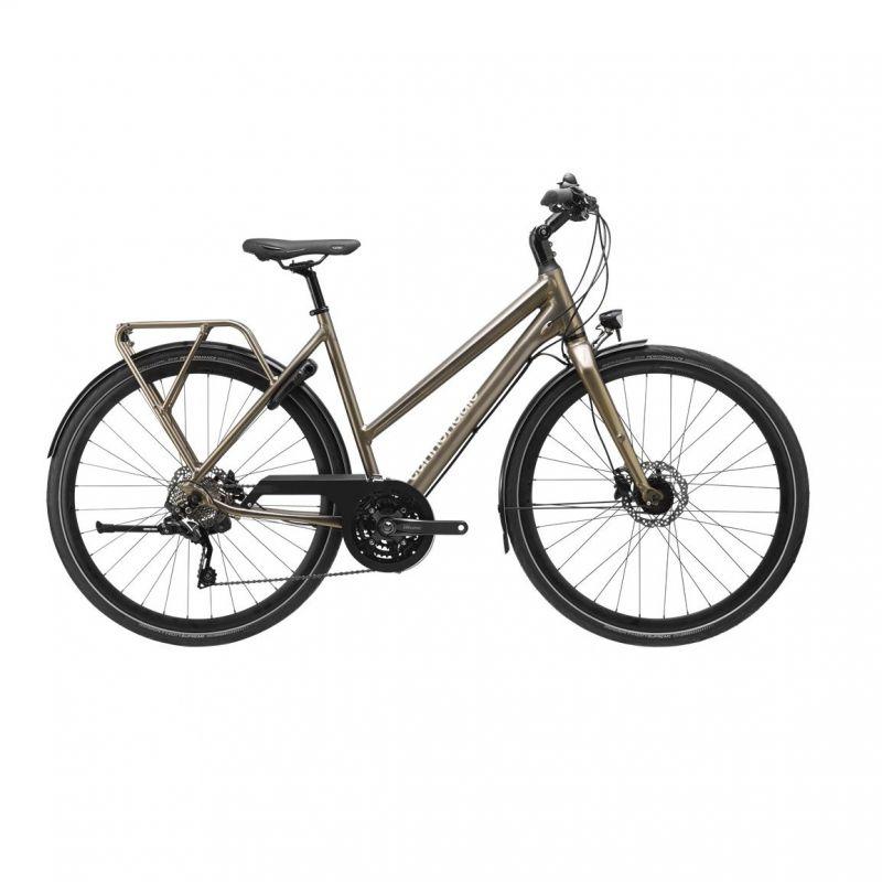 Vélo urbain / trekking Cannondale Tesoro Mixte 2 Or Meteor 2020