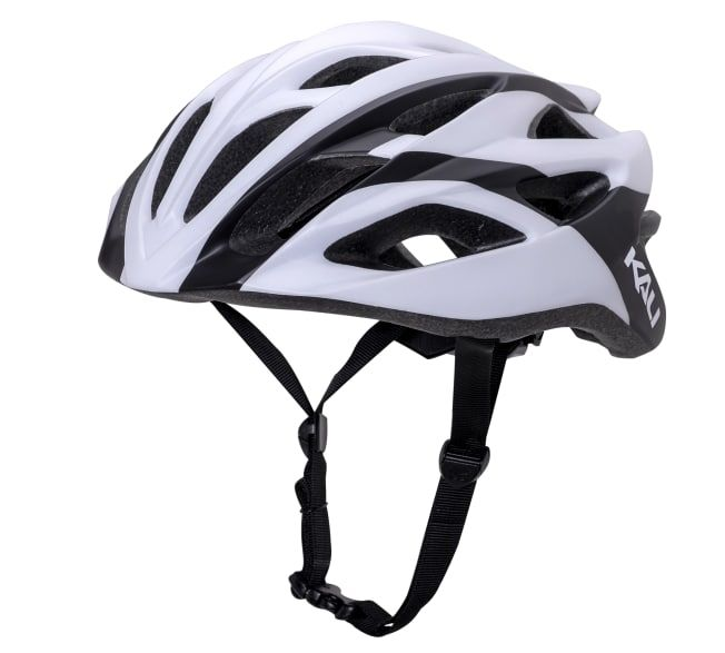 Casque Kali Protectives Ropa Charge Blanc/Noir Mat