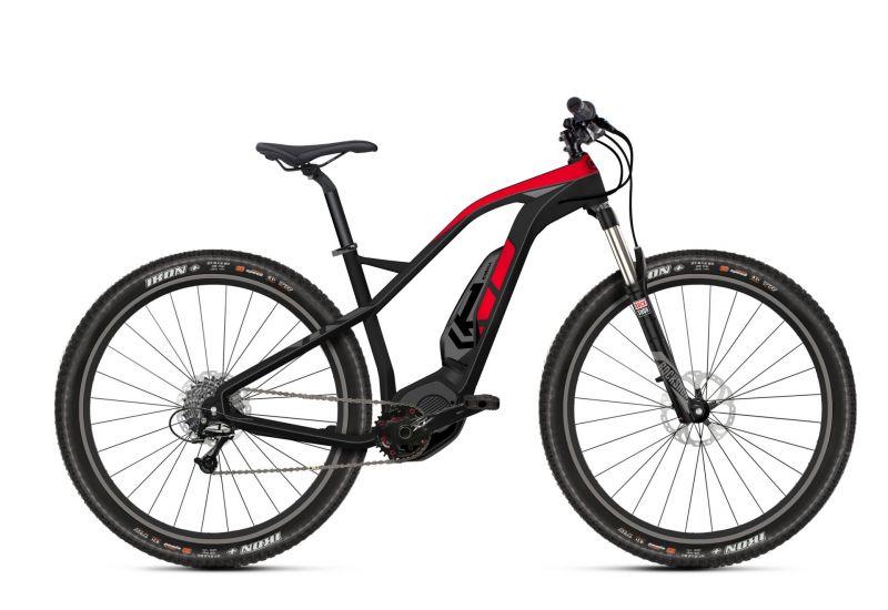 vtt lectrique o2feel karma xt noir rouge vendre sur ultime bike. Black Bedroom Furniture Sets. Home Design Ideas