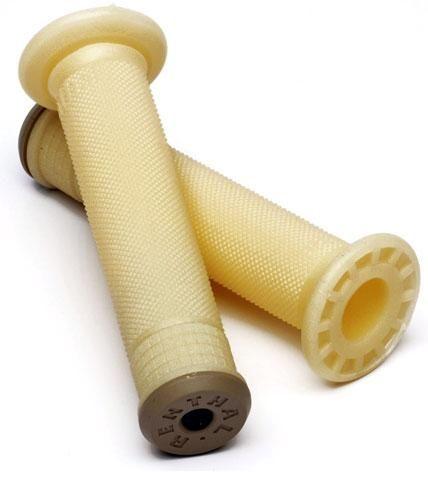 Poignées Renthal Push-On Kevlar® resin 135 mm