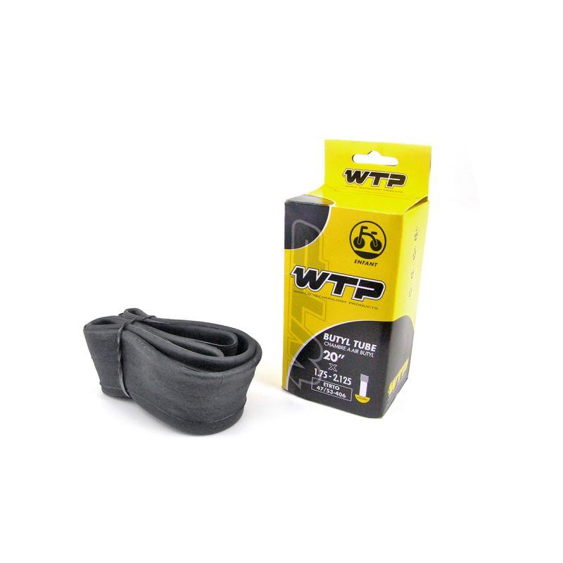 Chambre à air WTP 20 x 1.50/2.00 Schrader