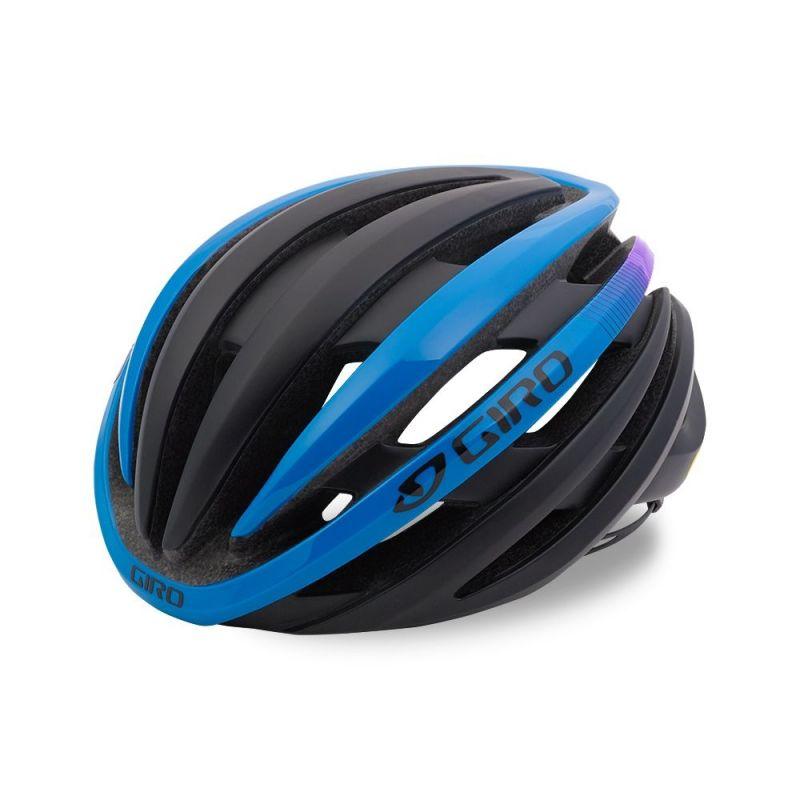Casque Giro CINDER Noir mat/Bleu/Violet