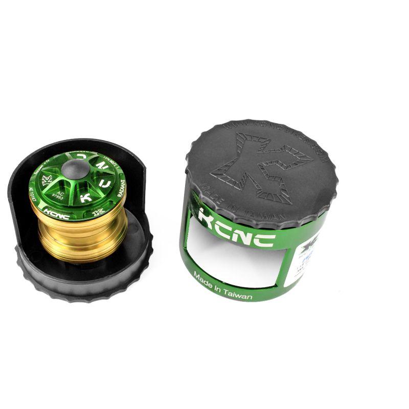 Jeu de direction externe headset KCNC Radiant R3 vert