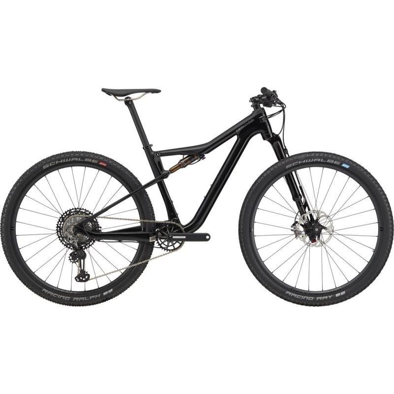 VTT Cannondale Scalpel Si Hi-Mod 1 Noir Mat 2020