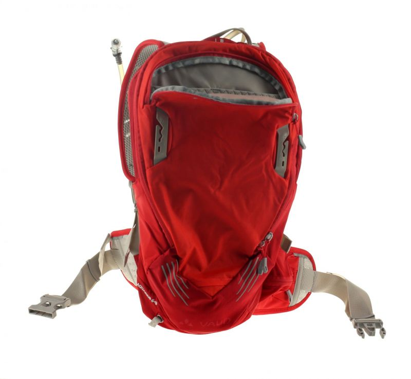 Sac à dos d'hydratation Vaude Aquarius 6+3 L Rouge - 1