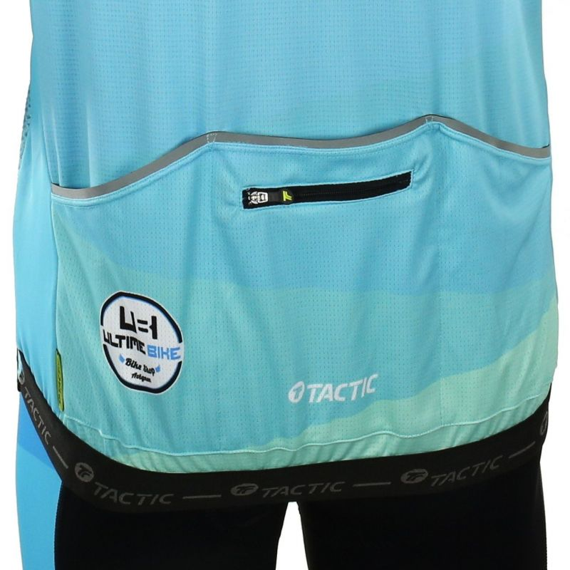 Maillot UltimeBike Plus Fit by TACTIC Manches courtes - 4