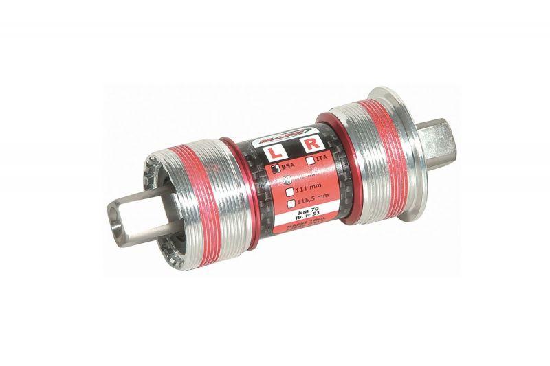Boîtier de pédalier Massi CM-BB88 68x111 mm Carré BSA