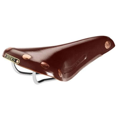 Selle Brooks Team Pro Special - Antic Brown