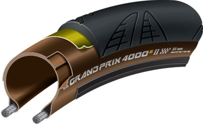 pneu continental grand prix 4000 s ii 700x23c ts noir transparent sur ultime bike. Black Bedroom Furniture Sets. Home Design Ideas