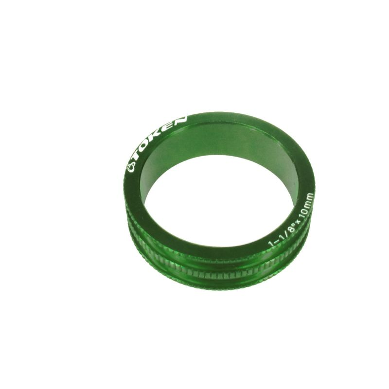 Entretoise Ahead-Set Token 10 mm 6,2 G Vert X 10