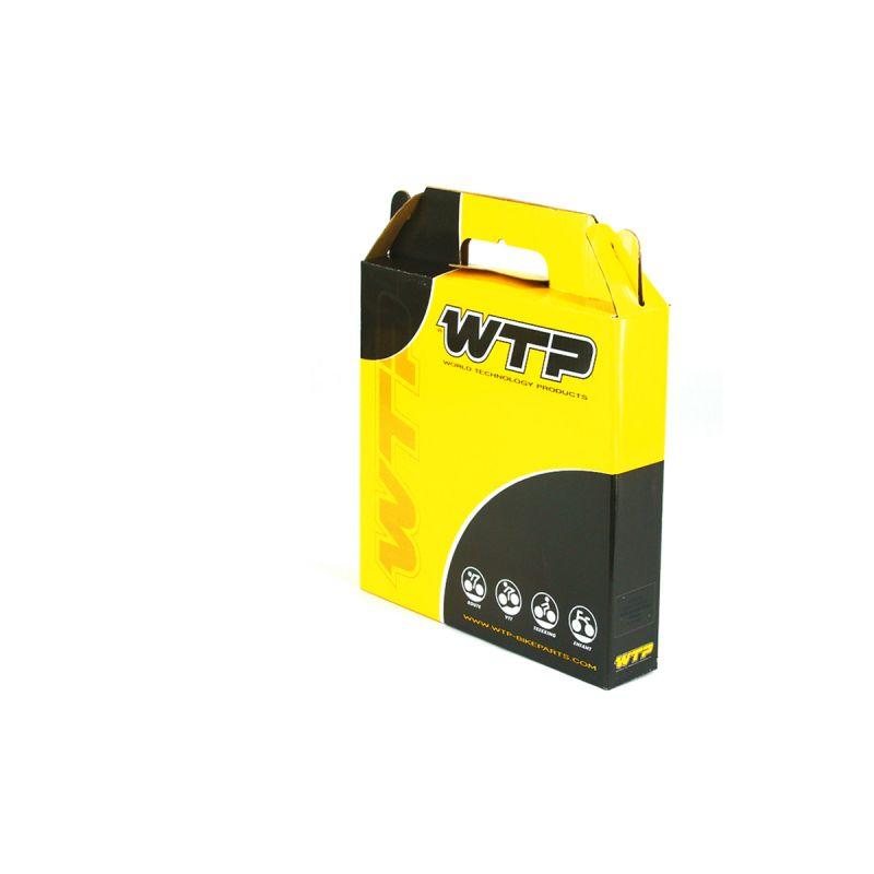 Gaine de frein WTP diam. 5 mm (bobine 30 m) Noir