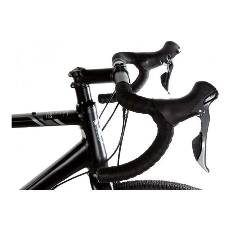 Vélo de Gravel GT Grade Élite Shimano Claris Noir 2020 - 2