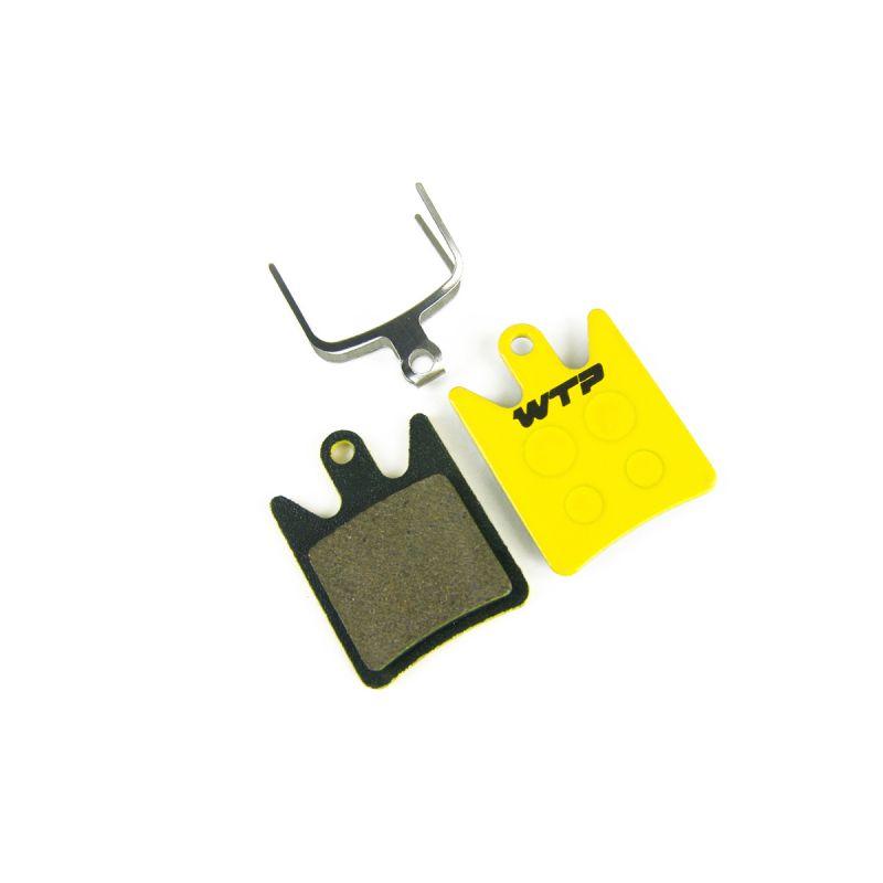 Plaquettes de frein vélo WTP compatibles Hope Moto V2