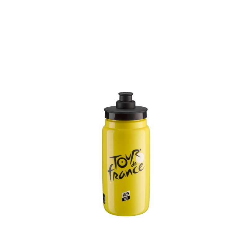Bidon Elite Fly Teal Tour de France 550 ml - 1