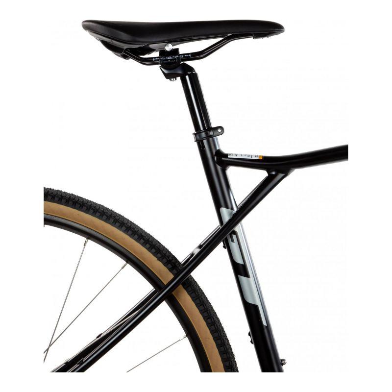 Vélo de Gravel GT Grade Élite Shimano Claris Noir 2020 - 3