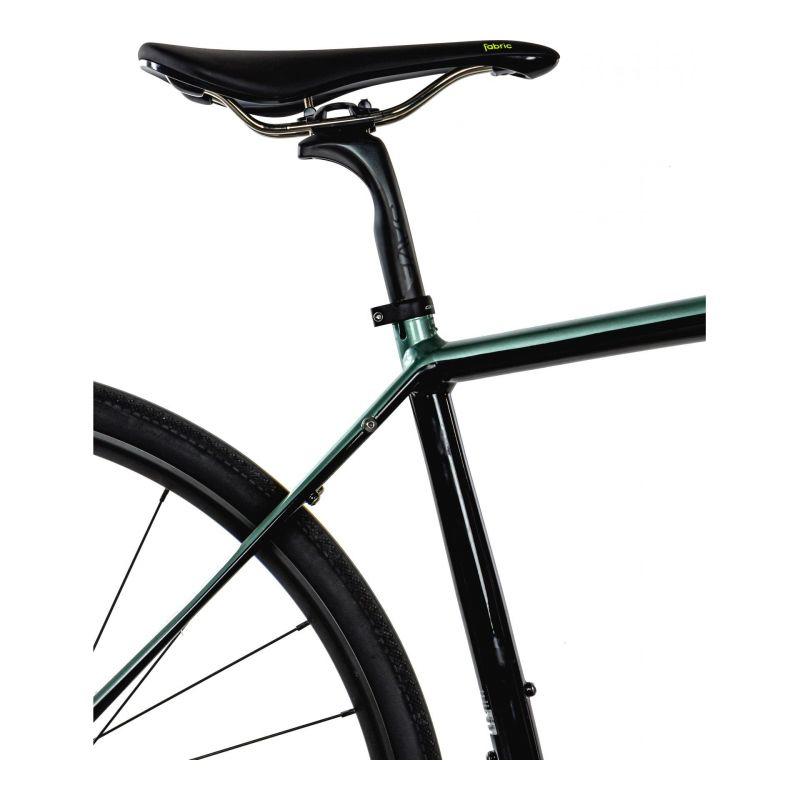 Vélo route électrique Cannondale Synapse NEO 2 Gris Sage/Jaune Volt - 3