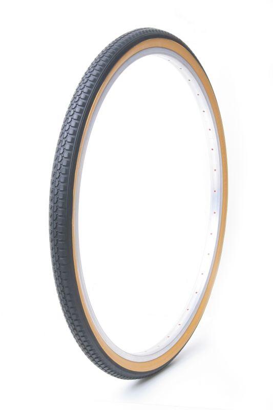 Pneu Hutchinson Urban 650 x 1/2 B TT TR Noir/Beige