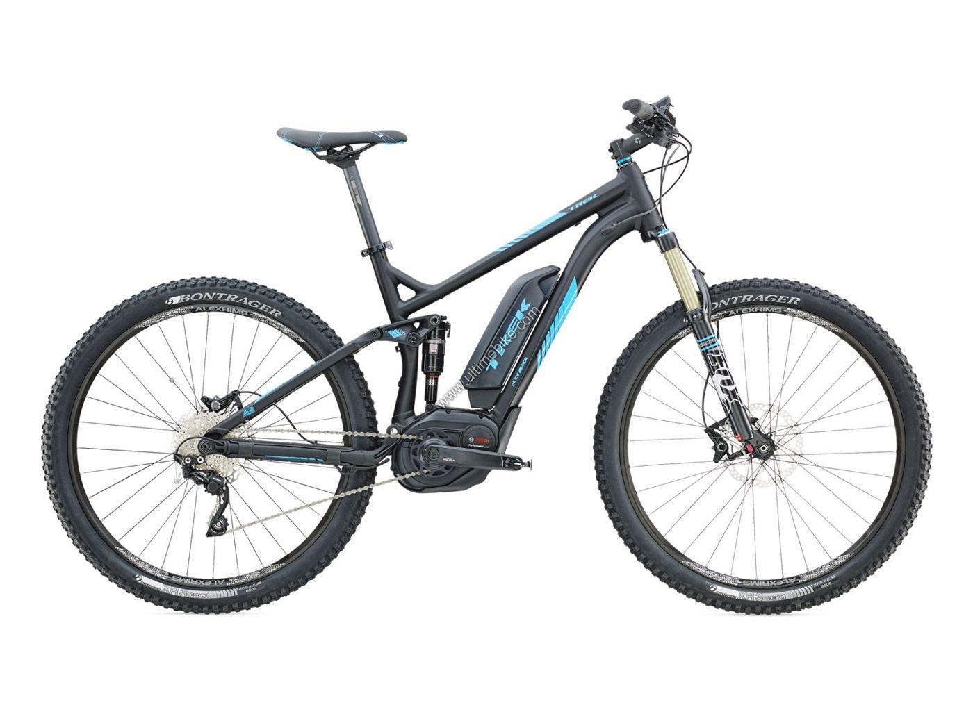 Vtt assistance lectrique trek powerfly fs 7 27 5 matte trek black trek cy - Assistance electrique vtt ...
