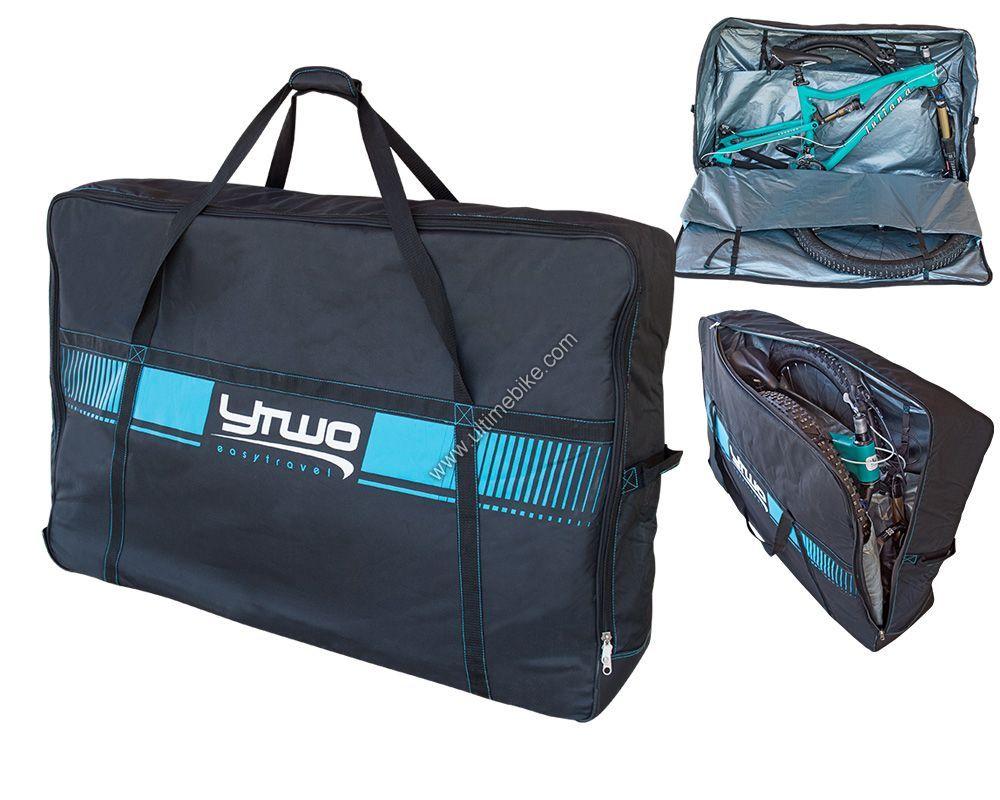 Housse de transport v lo y2 easytravel accessoires sur for Housse transport velo scicon