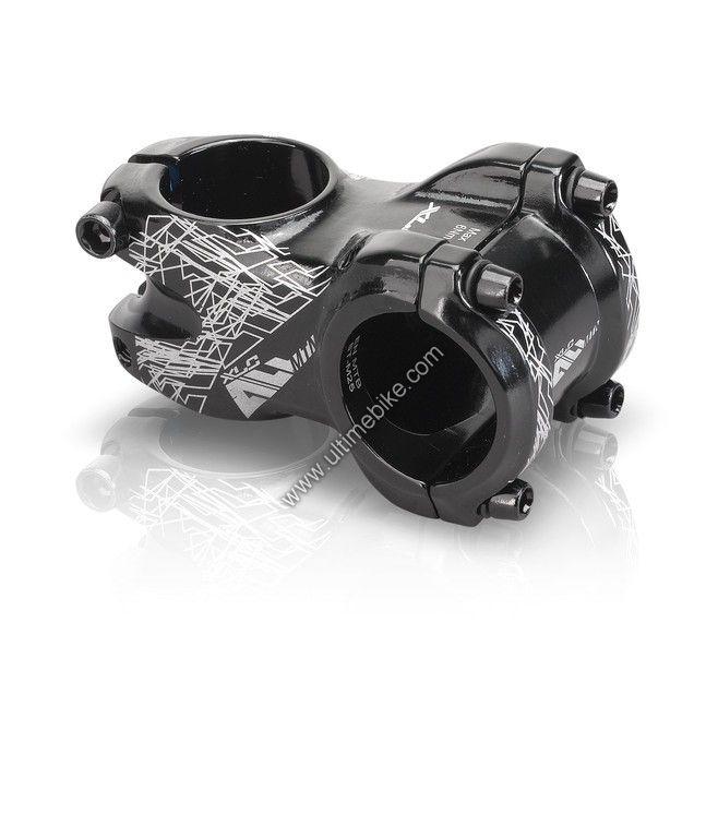 XLC Unisexe Adulte ST-M26 A-Head Potence Noir 100mm