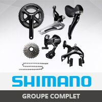 Groupe complet Shimano