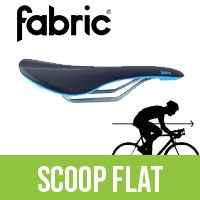 Selles Fabric Scoop Flat