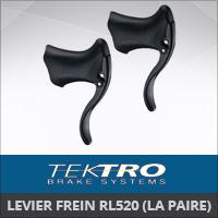 Leviers de frein Tektro (La paire)