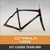 Kit cadre Orka Team 600 carbone 12K