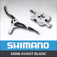 Frein à disque hydraulique Shimano M396