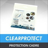 Protection cadre Clear Protect