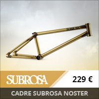 Cadre Subrosa Noster II TT 21,15 (Or)