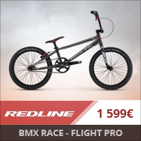 BMX Redline Flight Pro
