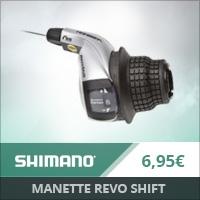 Revo Shift Tourney SL-RS 45 Tourney 6V droite