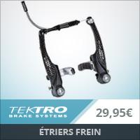 Étriers frein V-Brake Tektro MT50