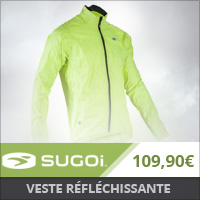 Veste Sugoi Zap Bike Jacket Super Nova