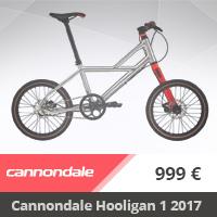 Vélo Urbain Cannondale Hooligan
