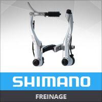 Freinage Shimano