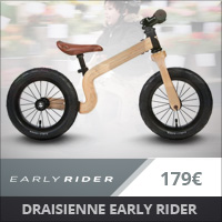 Draisienne Early Rider