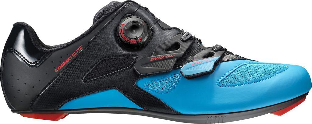 Chaussures Mavic Cosmic Elite Noir/Bleu - 44