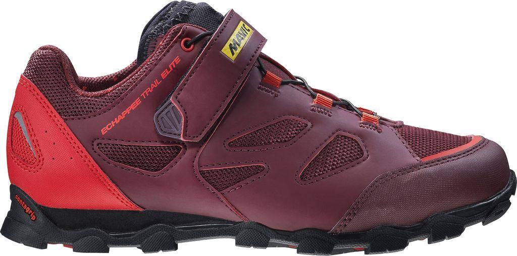 Chaussures VTT femme Mavic Échappée Trail Elite Bordeaux - 38