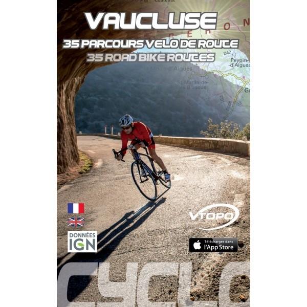 VTOPO guide Cyclo Vaucluse