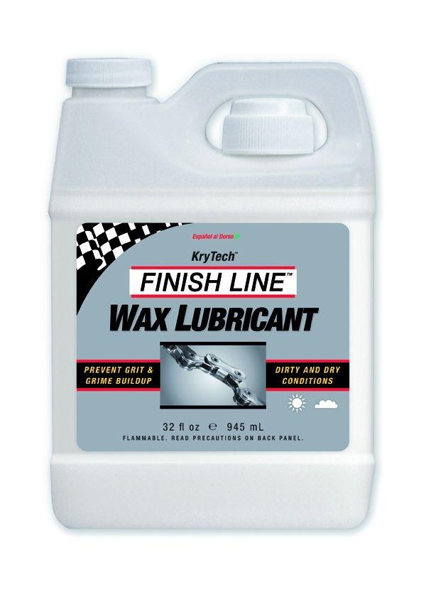 Lubrifiant Finish Line Wax Lube KryTech - Bidon 1 L