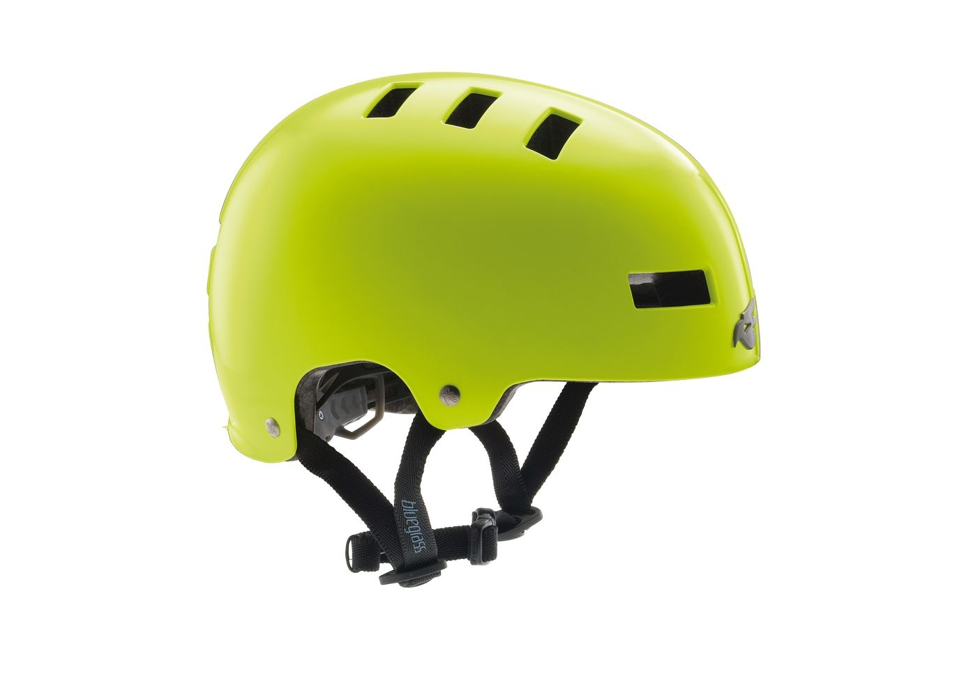 Casque Bluegrass Superbold Jaune/Noir - S 51-55