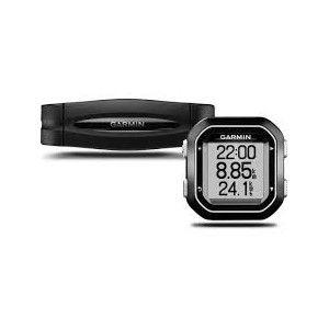 Compteur de vélo GPS Garmin Edge 25 Pack HRM (Cardio)