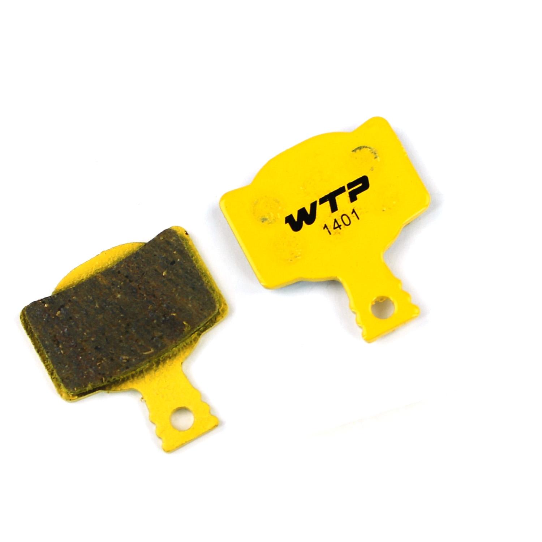 Plaquettes de frein WTP compatible Magura MT 2/4/6/8