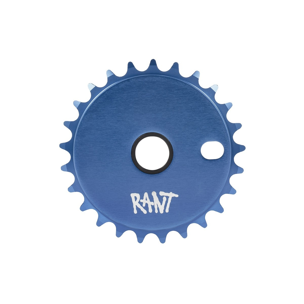 Couronne BMX Rant Stick'Em Sprocket 25 dts Bleu