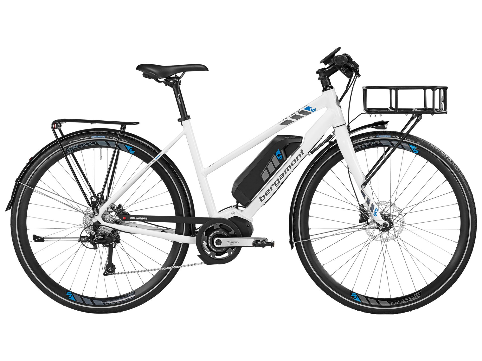 Vélo électrique Bergamont E-Line Sweep Deore Lady 28\