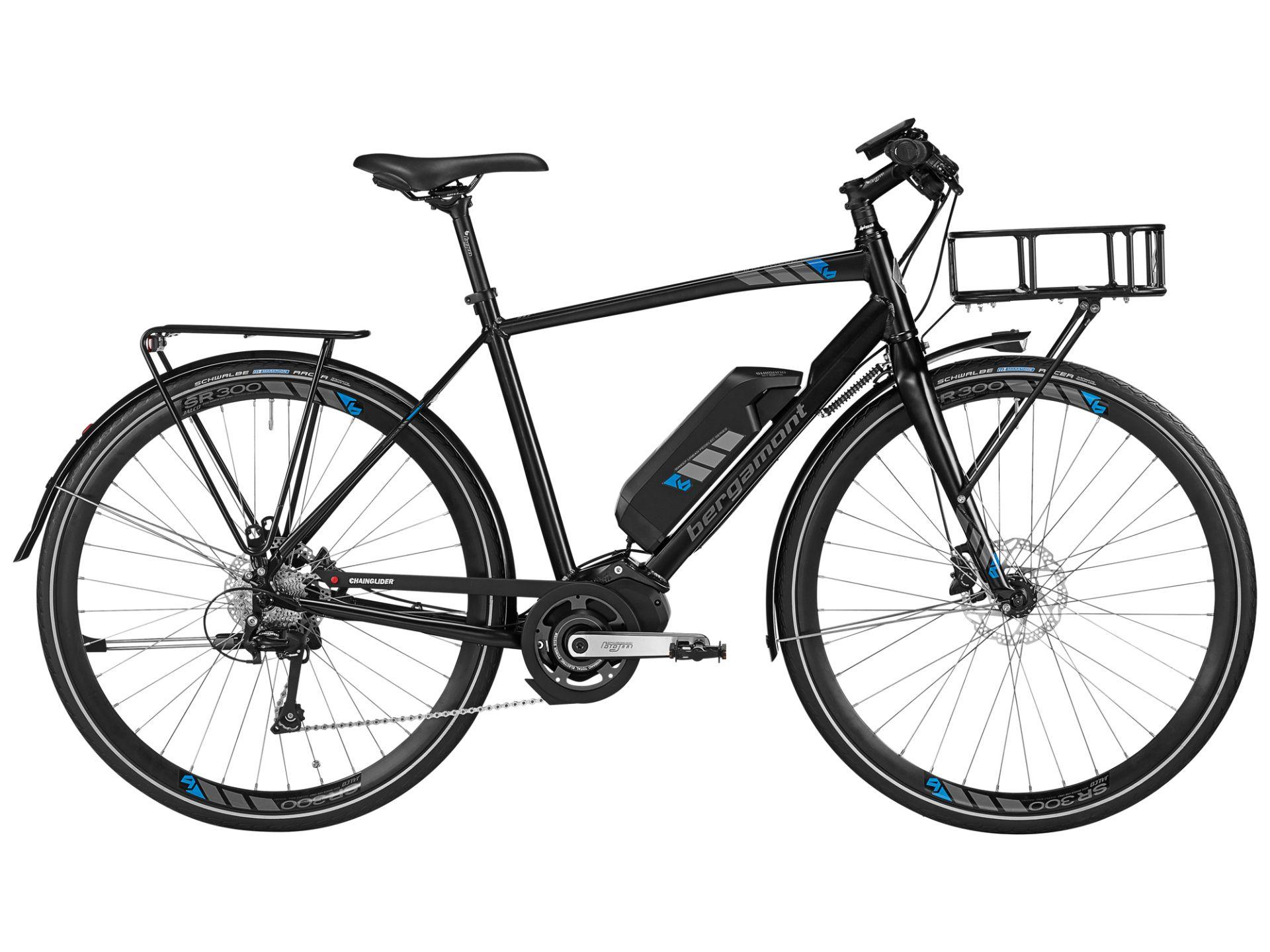 Vélo électrique Bergamont E-Line Sweep Deore 28\